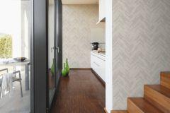37051-1 cikkszámú tapéta.Absztrakt,barokk-klasszikus,fa hatású-fa mintás,különleges felületű,szürke,súrolható,vlies tapéta