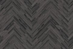 37051-4 cikkszámú tapéta.Absztrakt,barokk-klasszikus,fa hatású-fa mintás,különleges felületű,fekete,szürke,súrolható,vlies tapéta