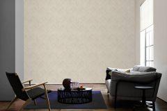 37051-5 cikkszámú tapéta.Absztrakt,barokk-klasszikus,fa hatású-fa mintás,különleges felületű,bézs-drapp,súrolható,vlies tapéta