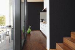 96233-9 cikkszámú tapéta.Egyszínű,különleges felületű,fekete,súrolható,illesztés mentes,vlies tapéta