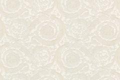 93583-2 cikkszámú tapéta.Barokk-klasszikus,szürke,vajszín,súrolható,vlies tapéta
