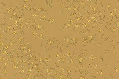 93585-3 cikkszámú tapéta.Virágmintás,természeti mintás,sárga,arany,súrolható,vlies tapéta