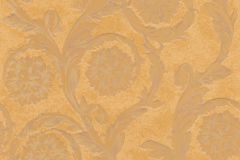 93588-2 cikkszámú tapéta.Barokk-klasszikus,barna,arany,súrolható,vlies tapéta
