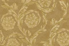 93588-3 cikkszámú tapéta.Barokk-klasszikus,bézs-drapp,arany,súrolható,vlies tapéta