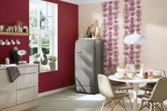 34245-3 cikkszámú tapéta.Absztrakt,csíkos,dekor tapéta ,különleges felületű,különleges motívumos,rajzolt,természeti mintás,bézs-drapp,lila,pink-rózsaszín,súrolható,illesztés mentes,vlies tapéta