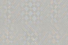219703 cikkszámú tapéta.Absztrakt,különleges felületű,bézs-drapp,kék,szürke,lemosható,vlies tapéta