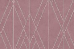 219711 cikkszámú tapéta.Absztrakt,geometriai mintás,különleges felületű,gyöngyház,piros-bordó,lemosható,vlies tapéta