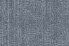 219744 cikkszámú tapéta.Absztrakt,különleges felületű,kék,erősen súrolható,vlies tapéta