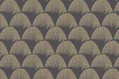 219129 cikkszámú tapéta.Absztrakt,különleges felületű,arany,barna,erősen súrolható,vlies tapéta