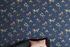219182 cikkszámú tapéta.állatok,különleges felületű,természeti mintás,lila,narancs-terrakotta,sárga,szürke,zöld,erősen súrolható,vlies tapéta