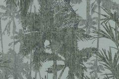 220103 cikkszámú tapéta.állatok,különleges felületű,természeti mintás,kék,zöld,erősen súrolható,vlies tapéta