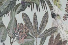 220122 cikkszámú tapéta.állatok,különleges felületű,természeti mintás,barna,szürke,zöld,erősen súrolható,vlies tapéta