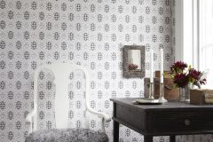 4525 cikkszámú tapéta.Barokk-klasszikus,barna,bézs-drapp,vajszín,lemosható,vlies tapéta