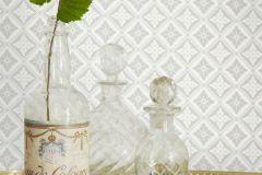 4528 cikkszámú tapéta.Barokk-klasszikus,bézs-drapp,szürke,lemosható,vlies tapéta