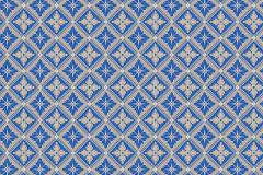 4531 cikkszámú tapéta.Barokk-klasszikus,bézs-drapp,kék,lemosható,vlies tapéta
