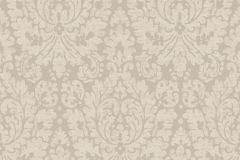 6716 cikkszámú tapéta.Barokk-klasszikus,barna,bézs-drapp,lemosható,vlies tapéta