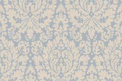 6717 cikkszámú tapéta.Barokk-klasszikus,barna,kék,szürke,lemosható,vlies tapéta