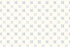 6722 cikkszámú tapéta.Retro,természeti mintás,fehér,kék,lila,lemosható,vlies tapéta