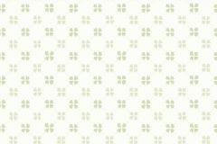 6725 cikkszámú tapéta.Retro,természeti mintás,fehér,zöld,lemosható,vlies tapéta