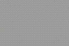 6731 cikkszámú tapéta.Geometriai mintás,retro,szürke,lemosható,vlies tapéta