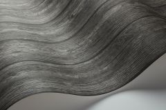 33518 cikkszámú tapéta.Csíkos,fa hatású-fa mintás,rajzolt,retro,ezüst,szürke,lemosható,illesztés mentes,vlies tapéta