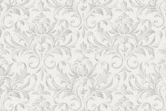33533 cikkszámú tapéta.Barokk-klasszikus,különleges motívumos,metál-fényes,rajzolt,virágmintás,bézs-drapp,bronz,lemosható,vlies tapéta
