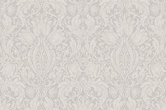 38602 cikkszámú tapéta.Barokk-klasszikus,lila,szürke,lemosható,vlies tapéta
