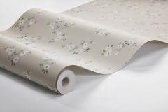 38612 cikkszámú tapéta.Virágmintás,fehér,lila,lemosható,vlies tapéta