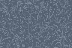 38616 cikkszámú tapéta.Természeti mintás,kék,lemosható,vlies tapéta