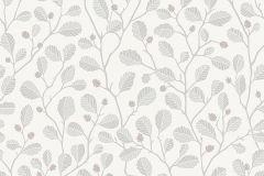 38635 cikkszámú tapéta.Természeti mintás,fehér,szürke,lemosható,vlies tapéta
