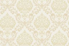 3514 cikkszámú tapéta.Barokk-klasszikus,arany,sárga,lemosható,papír tapéta