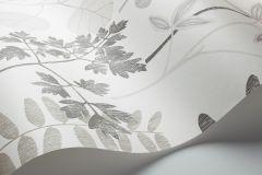 3534 cikkszámú tapéta.Természeti mintás,fehér,fekete,szürke,lemosható,papír tapéta