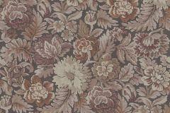 3563 cikkszámú tapéta.Virágmintás,lila,piros-bordó,lemosható,vlies tapéta