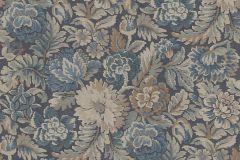 3564 cikkszámú tapéta.Virágmintás,kék,pink-rózsaszín,lemosható,vlies tapéta