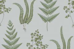 4022 cikkszámú tapéta.Virágmintás,természeti mintás,gyerek,fa hatású-fa mintás,különleges motívumos,szürke,kék,zöld,lemosható,vlies tapéta