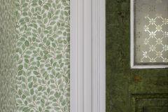 7662 cikkszámú tapéta.Természeti mintás,zöld,lemosható,vlies tapéta