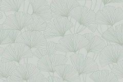7265 cikkszámú tapéta.Különleges felületű,rajzolt,zöld,lemosható,vlies tapéta