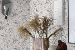 7288 cikkszámú tapéta.Különleges felületű,természeti mintás,barna,kék,szürke,lemosható,vlies tapéta