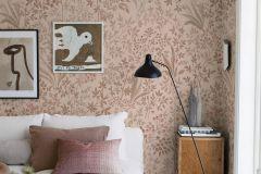 7290 cikkszámú tapéta.Különleges felületű,természeti mintás,pink-rózsaszín,vlies poszter, fotótapéta