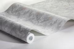 7205 cikkszámú tapéta.Különleges felületű,rajzolt,természeti mintás,virágmintás,bézs-drapp,ezüst,szürke,zöld,lemosható,vlies tapéta
