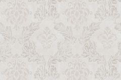 5463 cikkszámú tapéta.Barokk-klasszikus,barna,bézs-drapp,lemosható,vlies tapéta