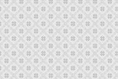 5486 cikkszámú tapéta.Geometriai mintás,kockás,retro,virágmintás,fehér,szürke,lemosható,vlies tapéta