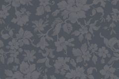 5491 cikkszámú tapéta.Természeti mintás,virágmintás,bézs-drapp,fekete,lemosható,vlies tapéta