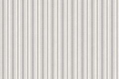 1854 cikkszámú tapéta.Csíkos,fehér,szürke,lemosható,illesztés mentes,vlies tapéta
