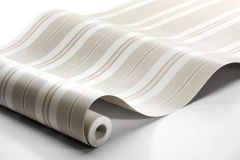 8884 cikkszámú tapéta.Csíkos,különleges felületű,bézs-drapp,fehér,narancs-terrakotta,lemosható,illesztés mentes,vlies tapéta