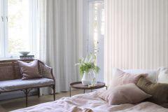 6867 cikkszámú tapéta.Csíkos,különleges felületű,fehér,pink-rózsaszín,lemosható,illesztés mentes,vlies tapéta