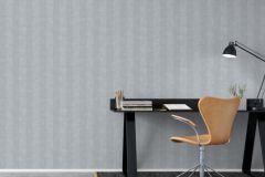 6872 cikkszámú tapéta.Csíkos,különleges felületű,kék,lemosható,illesztés mentes,vlies tapéta