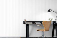 6877 cikkszámú tapéta.Csíkos,különleges felületű,bézs-drapp,fehér,lemosható,illesztés mentes,vlies tapéta