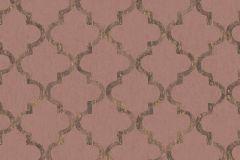 1908 cikkszámú tapéta.Különleges felületű,marokkói ,arany,piros-bordó,lemosható,vlies tapéta