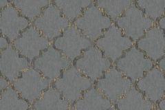 1909 cikkszámú tapéta.Különleges felületű,marokkói ,arany,szürke,lemosható,vlies tapéta